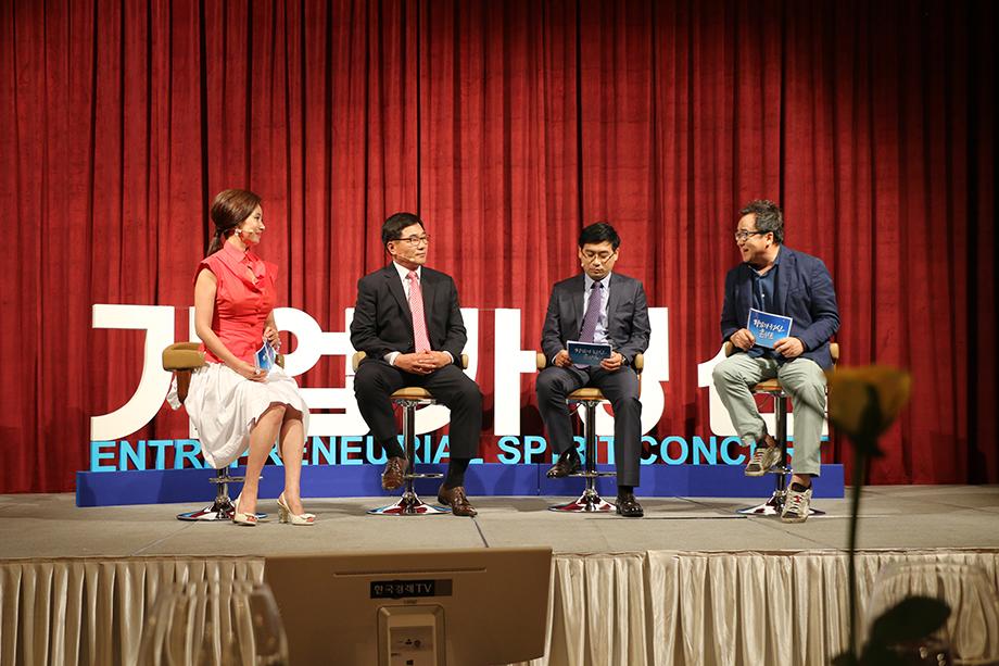 양승식 대표, 김진석 대표, 김영세 회장