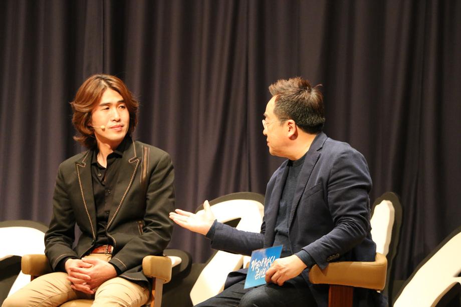 정석준 대표이사, 김영세 회장