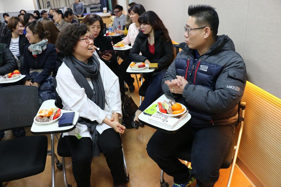 강의 듣는 참여자들2