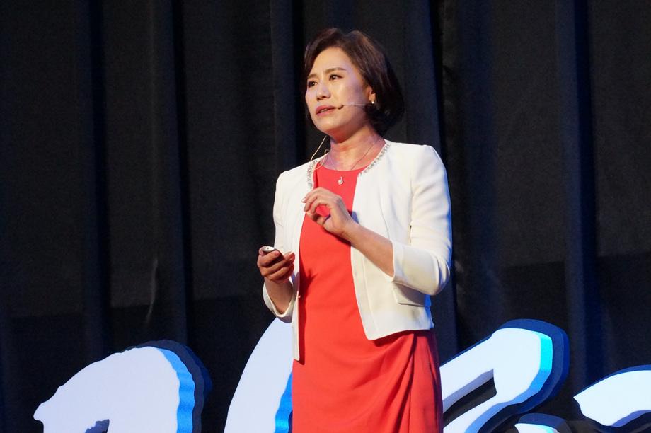김정미 대표이사