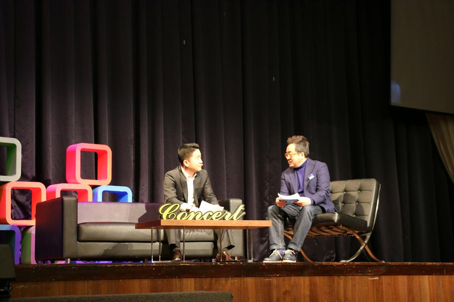 정재근 대표이사, 김영세 회장