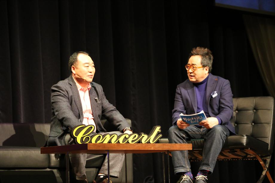 지상현 대표이사, 김영세 회장
