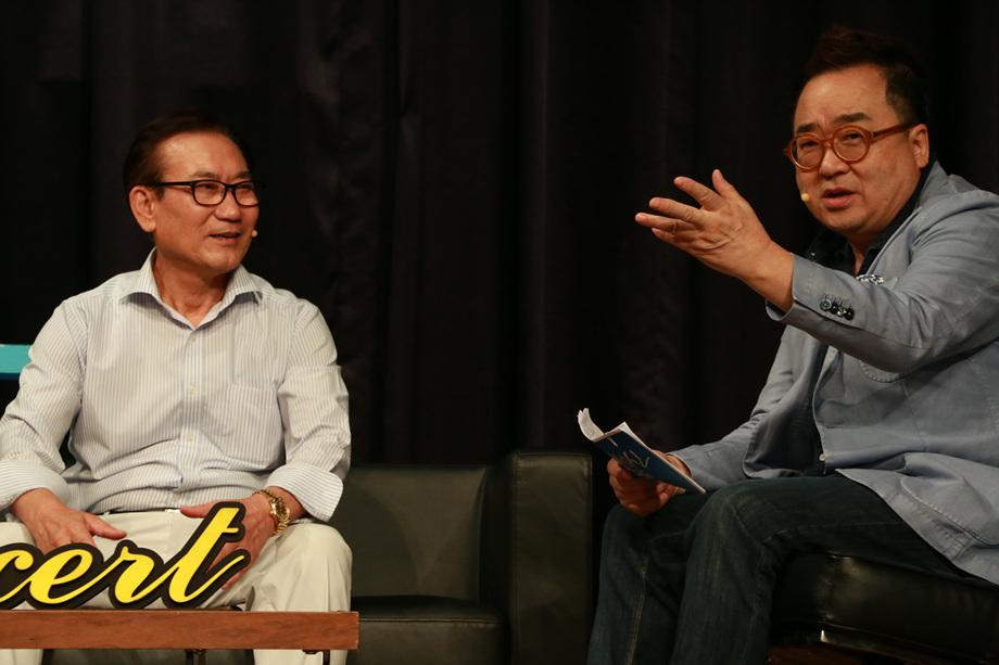 김홍렬 회장, 김영세 회장
