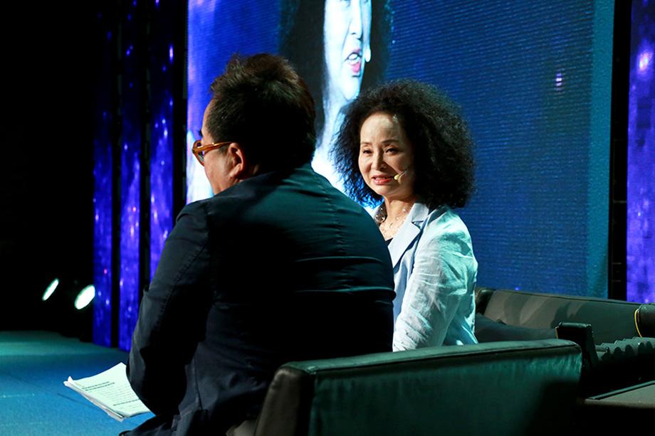 강금주 대표, 김영세 회장