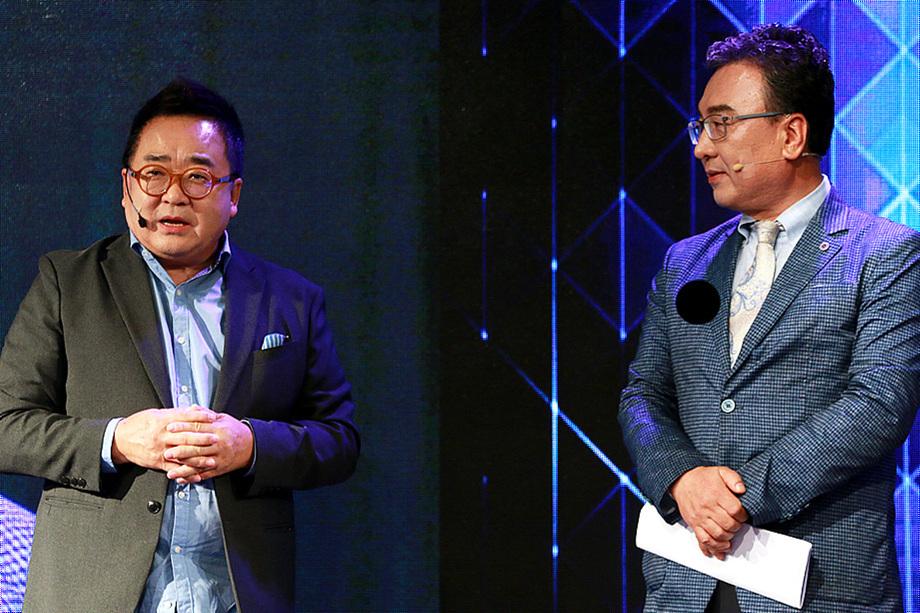 이종수 대표, 김영세 회장
