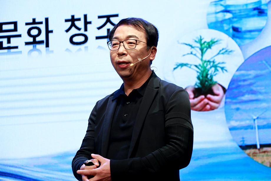 유영호 대표이사
