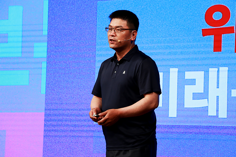 김원준 대표