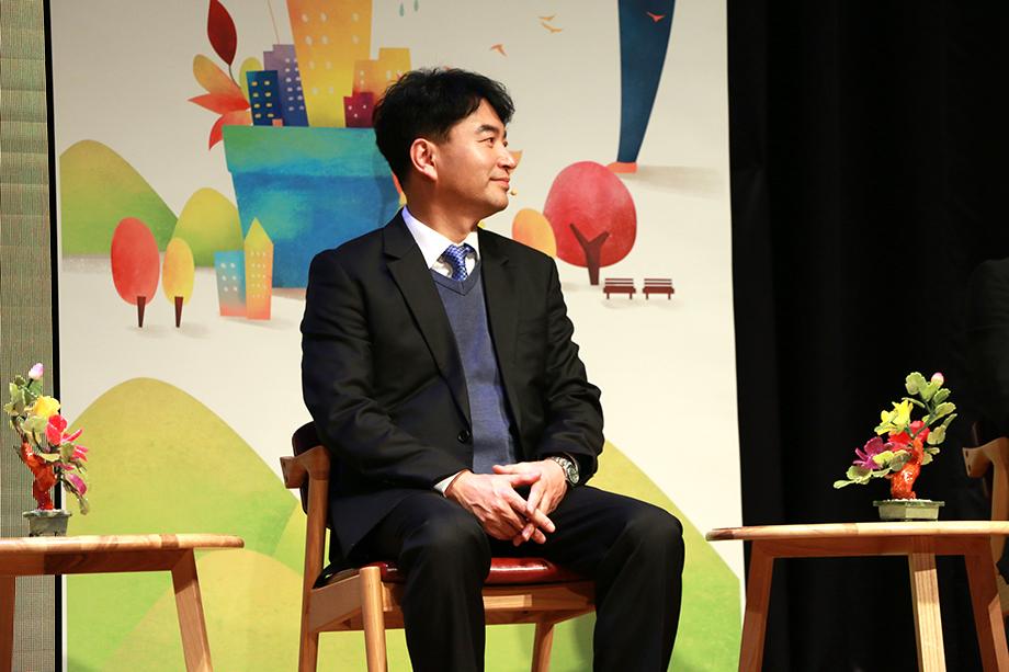 김태호 대표이사